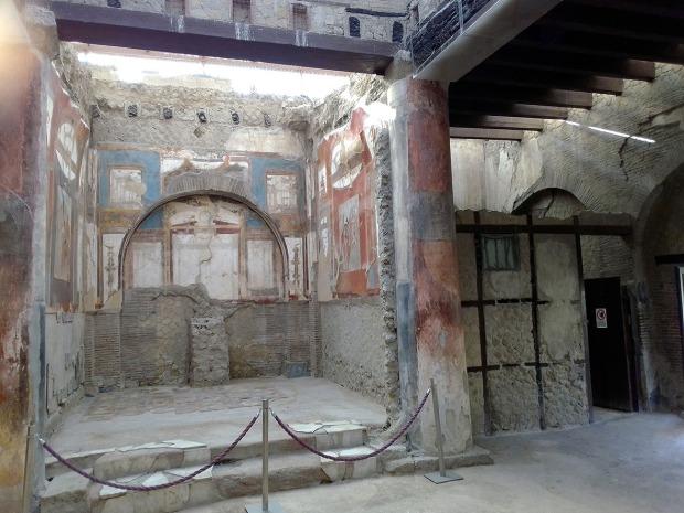 Collegio degli Augustali (copyright: Petrone 2020)
