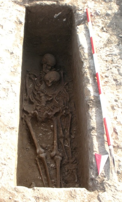 La sepoltura bisoma di Roca (Lecce)