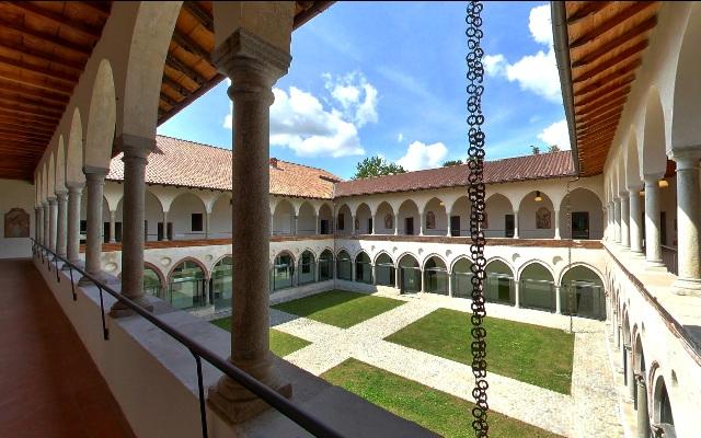 II monastero di Cairate