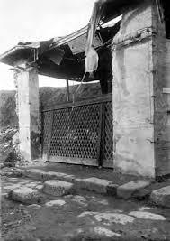 3. La Schola dopo i bombardamenti del 1943