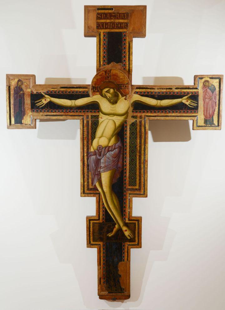 2. Guido di Pietro, Crocifisso, Camerino, Museo