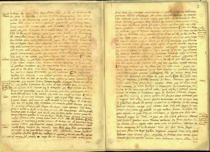 Copia Relatio de mirabilibus orientalium tatarorum di Odorico da Pordenone 2