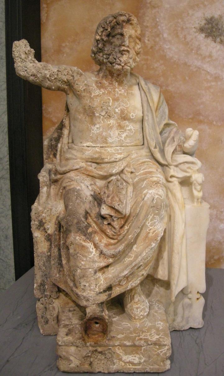 Zeus-in-trono
