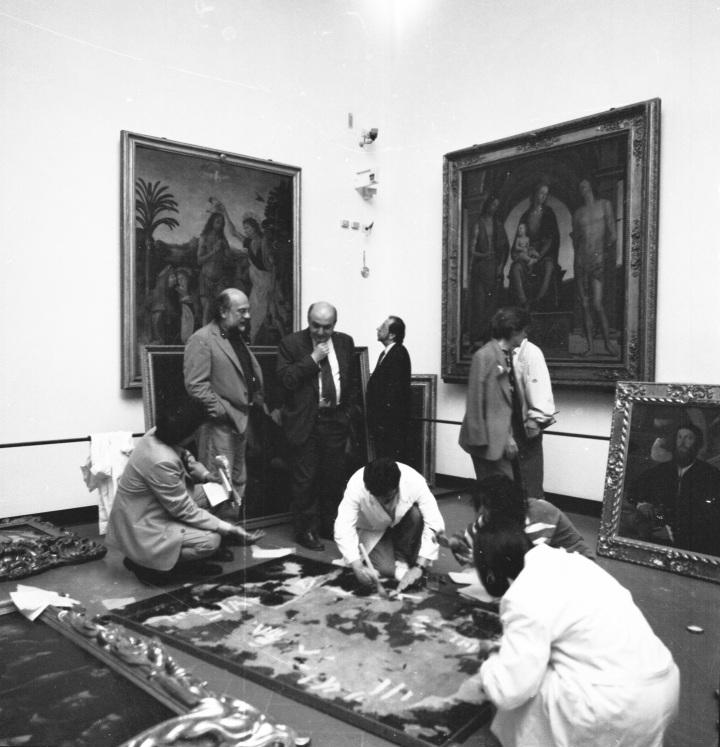Foto restauro 1993