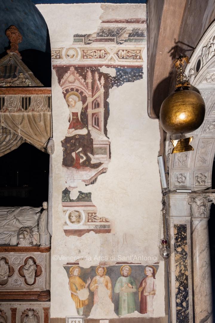 Restauro Affreschi Cappella Madonna Mora (1)