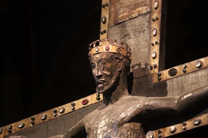 Crocifisso 1170 ca, Cattedrale di Sant_Evasio, Casale Monferrato