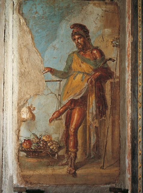 Casa dei Vettii Priapo