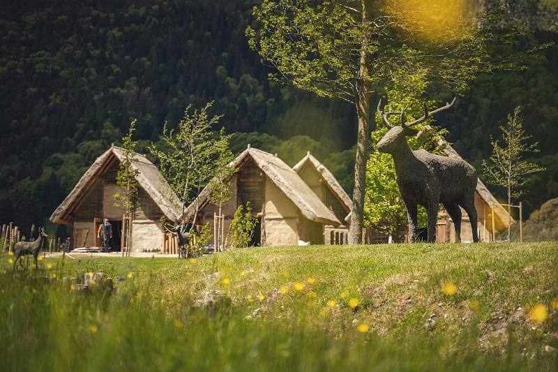 Fiavé Trento Parco Archeo Natura